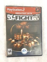 PlayStation 2 Def Jam Fight for NY Des Moines, 50313
