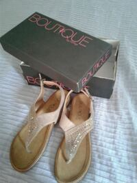 Boutique by Corkys Leather Sandals  Brookfield, 01506