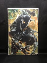Black Panther #5 Variant Comic Book Pasadena, 21122