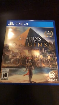 Assassins creed origins, PlayStation 4 Surrey, V3Z 2N6