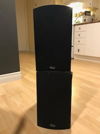 USED Paradigm Speakers/ Monitors V3 Oakville, L6H 5M2