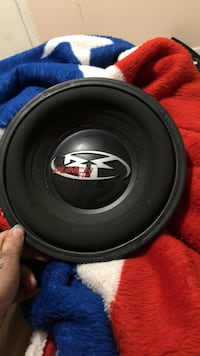 Used but kicks good with 1500 watt amp 100 or best offer Fruitland Park, 34731