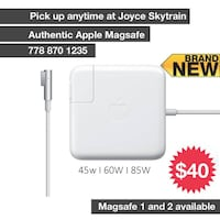 Brand New Macbook pro charger ( 45W 60W 85W ) Vancouver