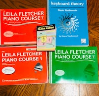 Piano Lesson Books Beginner London, N6J 4X2