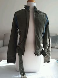 Moto Style Jacket Montreal, H8N