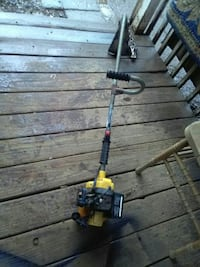 yellow and black string trimmer Lenoir, 28645