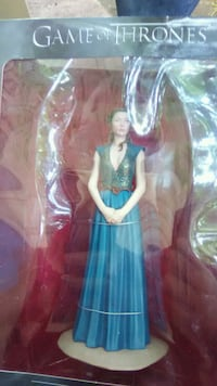 Game of thrones action figures  Prineville, 97754