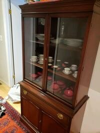Antique china cabinet 18 km