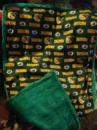 Green Bay Packers minky couture blanket Layton, 84041