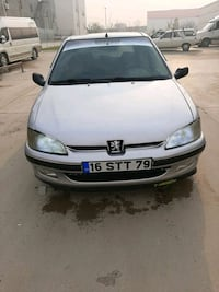 1998 Peugeot 106 Sinanbey Mh.