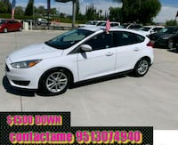 Ford - Focus - 2016 $1500 DOWN PAYMENT Riverside