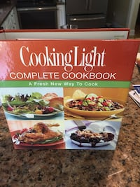 Cooking Light Complete Cookbook Wilmington, 28409