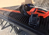 Black and decker 40v Hedge Trimmer