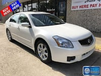 2007 NISSAN MAXIMA! AS LOW AS $800 DOWN PAYMENT! Carrollton