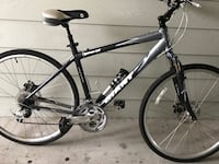 black and gray hardtail bike Washington, 20024