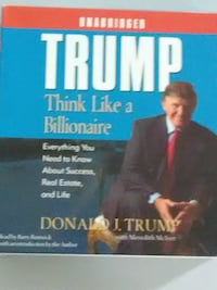 Donald Trump & Robert Kiyosaki Audio Books -