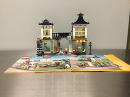 LEGO Creator Toy and Grocery Sop
