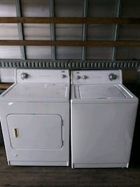 Fully working whirlpool washer dryer set  420 mi
