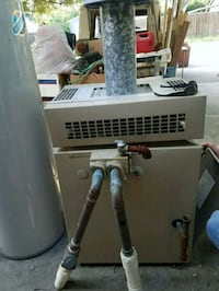 Natural Gas swimming pool heater Boise, 83705
