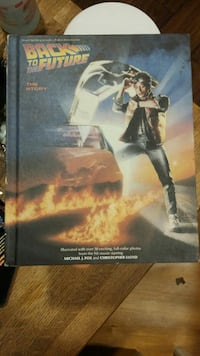 Back to the future the story book  Jasper, 30143