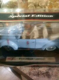 Beautiful VW Cabriolet Special Edition