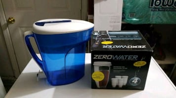 Zero water products