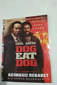 Film, DOG EAT DOG, Nicolas Cage