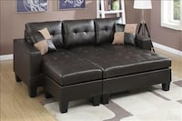 SECTIONAL WITH OTTOMAN Moreno Valley, 92557