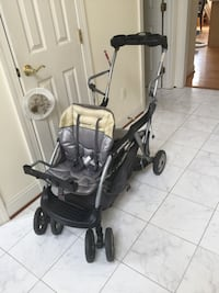 Baby Trend Sit N Stand Double Stroller Herndon, 20170