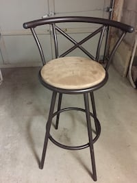 One bar stool