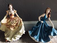 Royal Doulton Pretty Ladies- collectables- in box Herndon, 20171