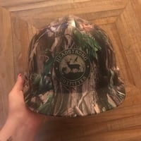 Costum made hard hat camo camouflage work Montréal, H4B 1S1