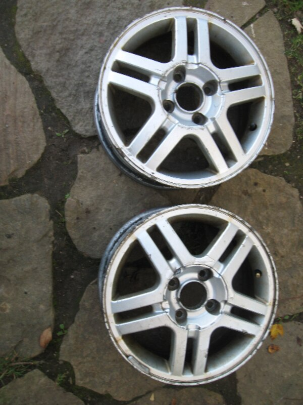 Used 3 05 Ford Focus Rims For Sale In Ballston Spa Letgo