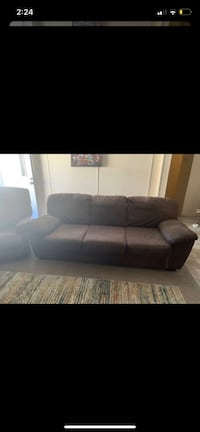 Sofa love seat and recliner