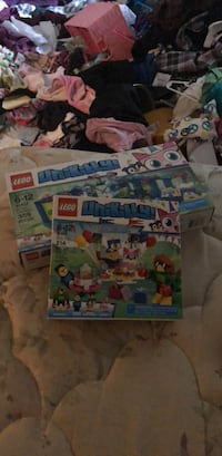 Lego Unkitty sets both sets included Stafford, 22554