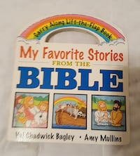 Bible Stories with Flip Tabs