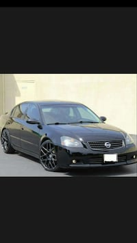 Nissan - Altima - 2005 Sterling
