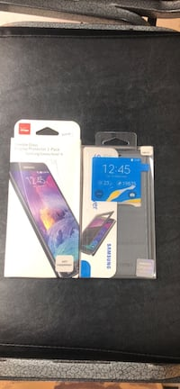Samsung Galaxy Note 4  Screen Protector 1  Phone Cover Upper Marlboro, 20774