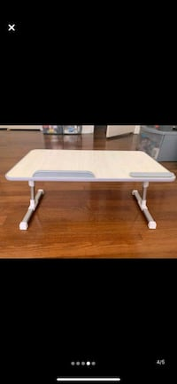 Folding Bed Table/ Laptop Desk Table