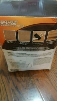 Out door furniture protector Toronto, M9V 4Y6