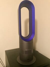 Blue dyson hot and cool fan  Langley, V3A 2N8