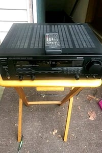 Kenwood. Big Bass Stereo w/remote  Canton