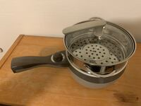 Electronic power wok, non-stick pan with steamer Stavanger, 4021