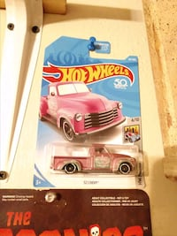 52 Chevy HotWheels Car
