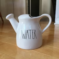 Rae Dunn Water water can (New)