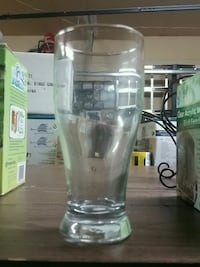 Beer glasses set of 6 = $3 Eden Prairie, 55347