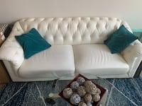Leather Sofa 58 km