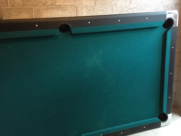 Used Bar Size Minnesota Fats Pool Table With Ping Pong Top For Sale - Fats pool table