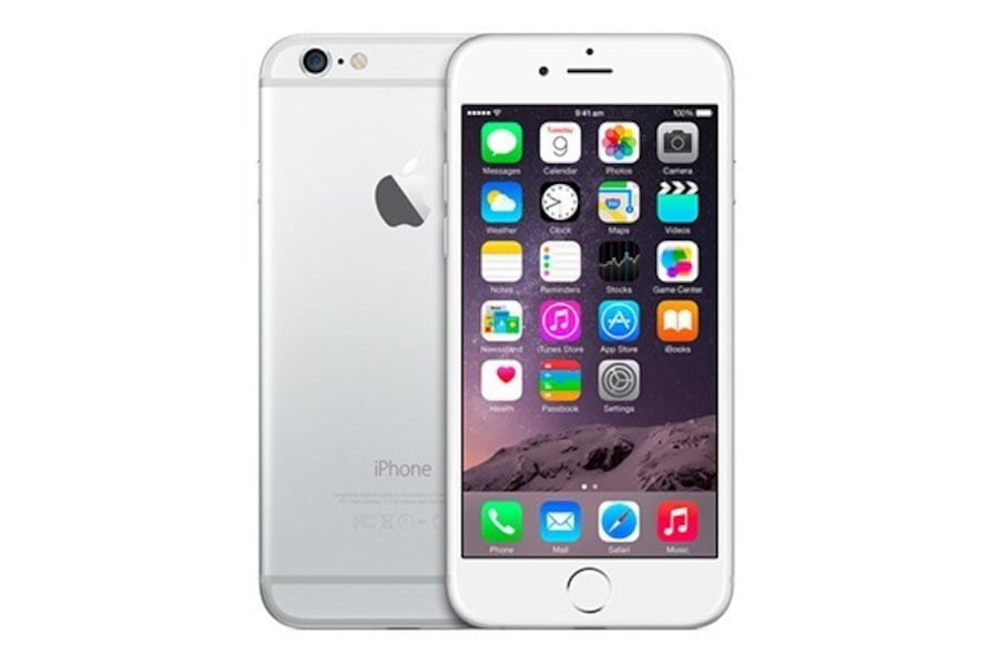 IPHONE 6 16GB FACTORY UNLOCKED EXCELLENT CONDITION  0