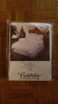 Vintage style bed sheets for queen Toronto, M1T 3N1
